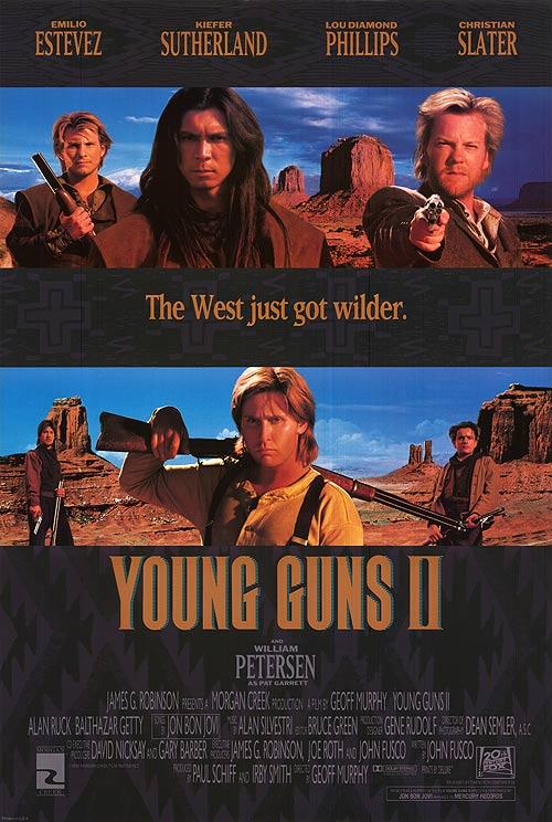 Young Guns II 1990 1080p BluRay x265-RARBG