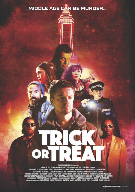 Trick Or Treat 2019 720p WEBRip 800MB x264-GalaxyRG
