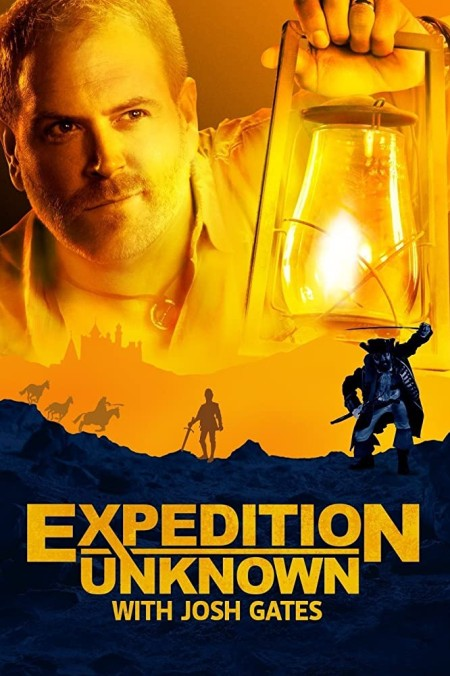Expedition Unknown S09E00 Josh Gates Tonight-The Merry Adventures of Josh Gates HDTV x264-W4F