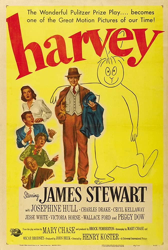 Harvey 1950 1080p BluRay x265-RARBG