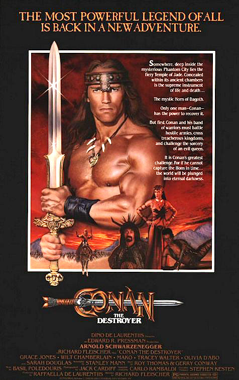 Conan the Destroyer (1984) [720p] [BluRay] [YTS MX]