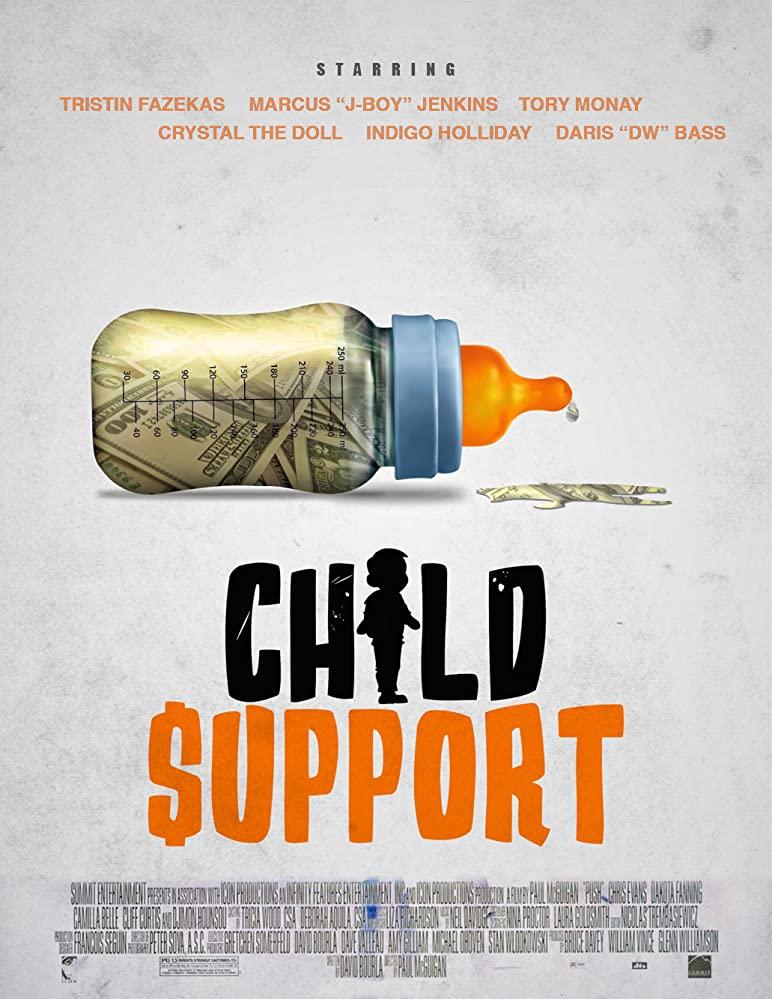 Child Support 2019 1080p WEBRip x265-RARBG