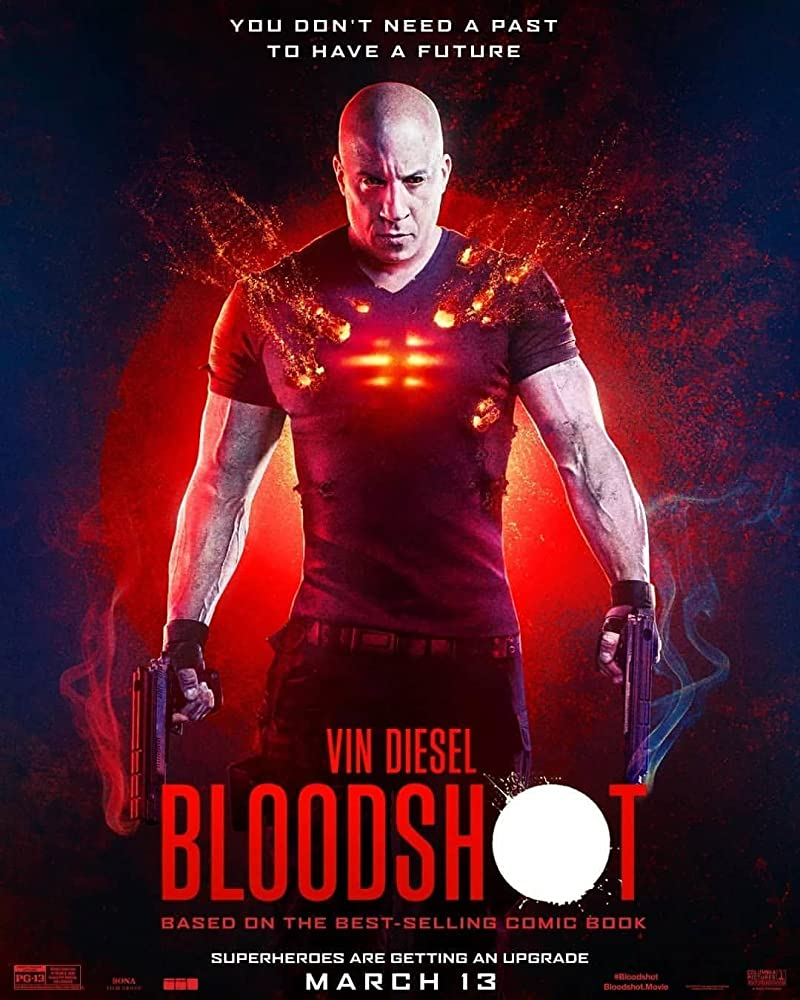 Bloodshot 2020 1080p BluRay x265-RBG