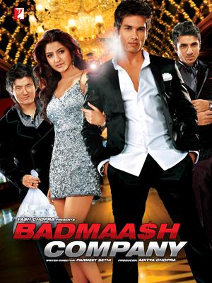 Badmaash Company 2010 Hindi 1080p BluRay x264 DD 5 1 ESubs - LOKiHD - Telly