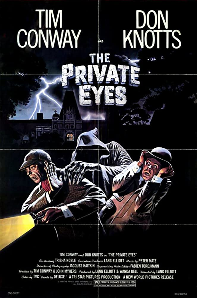 The Private Eyes (1976) [720p] [BluRay] [YTS MX]