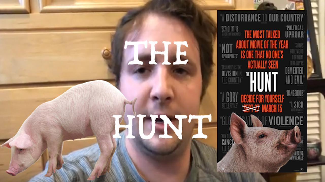 The Hunt (2020) [720p] [BluRay] [YTS MX]