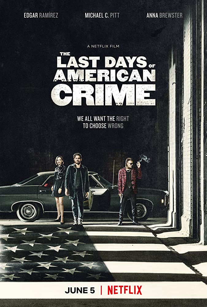 The Last Days of American Crime 2020 720p WEB H264-SECRECY