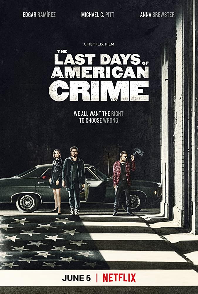 The Last Days of American Crime 2020 720p 10bit WEBRip 6CH x265 HEVC-PSA