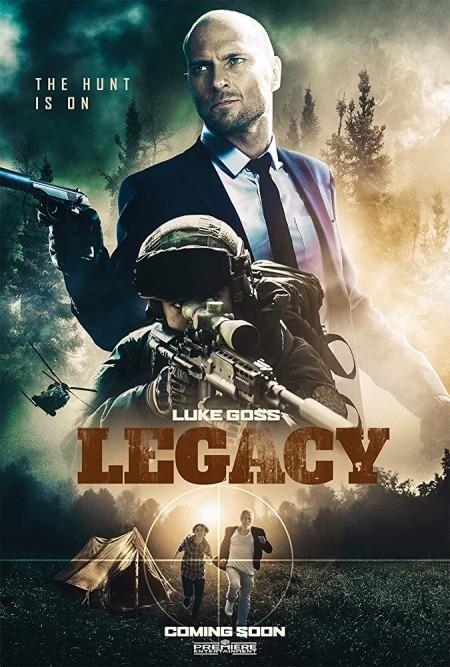 Legacy 2020 720p WEBRip 800MB x264-GalaxyRG