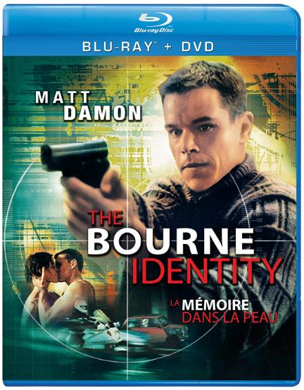 The Bourne Identity (2002) BRRip XviD B4ND1T69