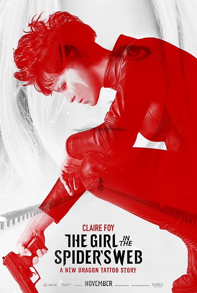 The Girl in the Spiders Web 2018 1080p BluRay x265-RARBG