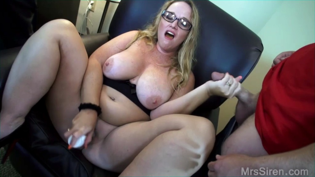 MrsSiren 16 07 05 Cum On My Married Tits XXX 720p MP4-KTR