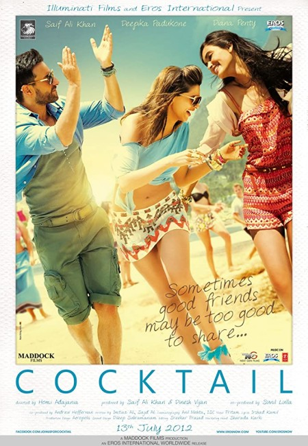 Cocktail 2012 Hindi 1080p BluRay x264 DD 5 1 MSubs - LOKiHD - Telly