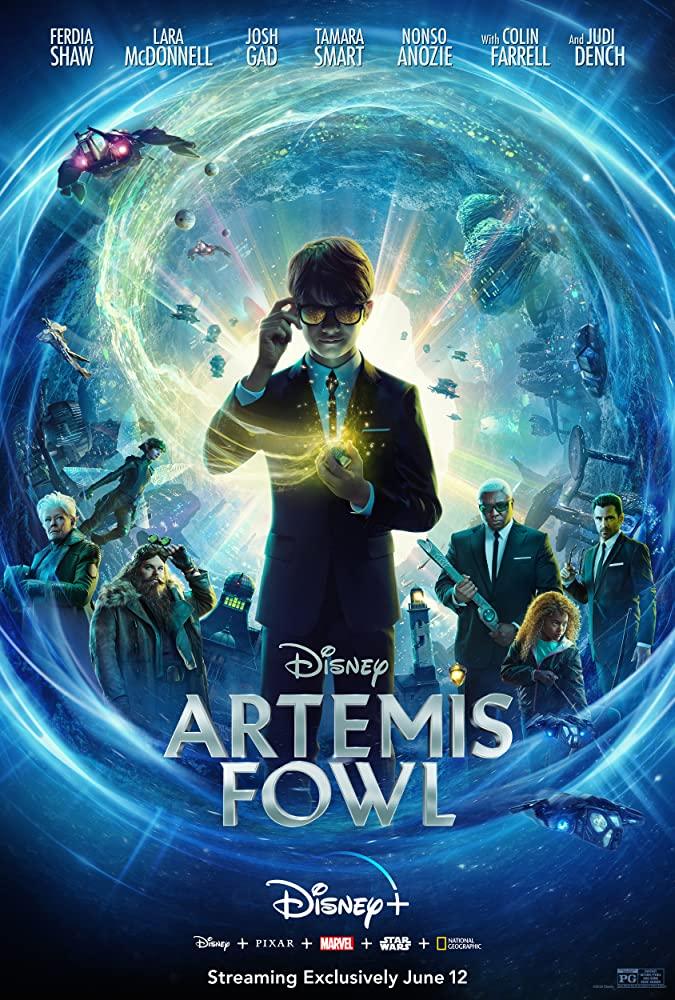 Artemis Fowl 2020 720p DSNP WEB-DL DDP5 1 H 264-CMRG