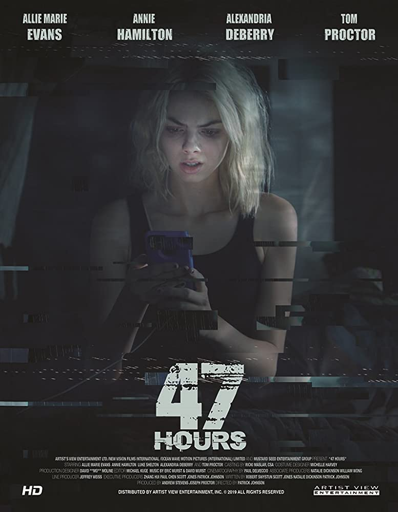 47 Hours to Live (2019) [720p] [WEBRip] [YTS MX]