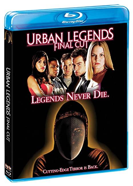 Urban Legends Final Cut (2000) 720p Bluray x264 Dual Audio Hindi DD2.0 English DD5.1 ESub 1GB-MA