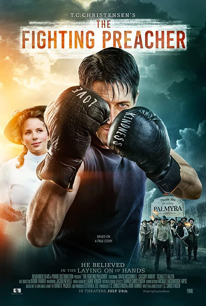 The Fighting Preacher (2019) [1080p] [WEBRip] [YTS MX]