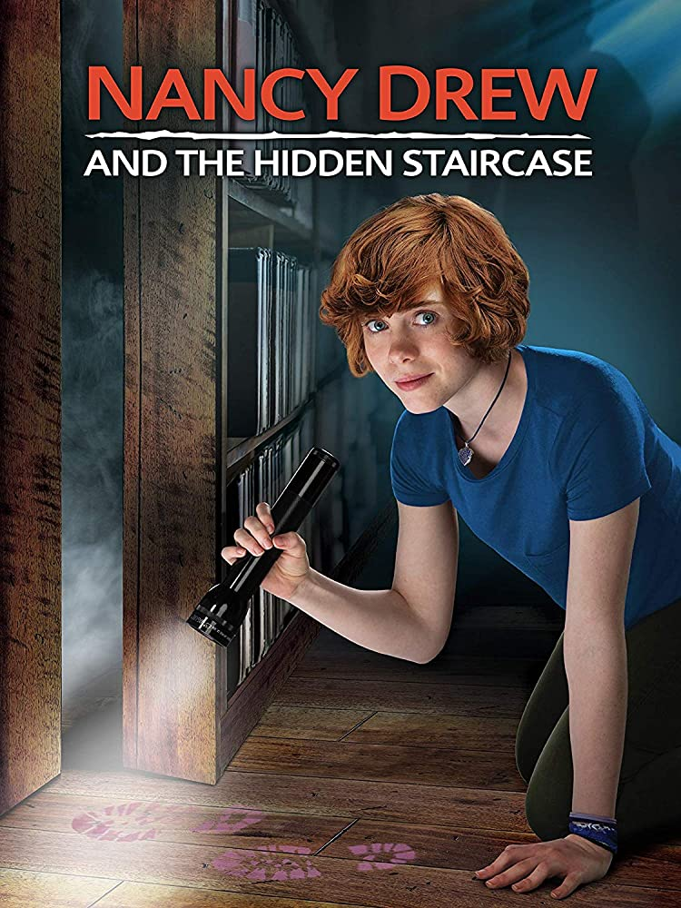 Nancy Drew and the Hidden Staircase (2019) [1080p] [BluRay] [YTS MX]