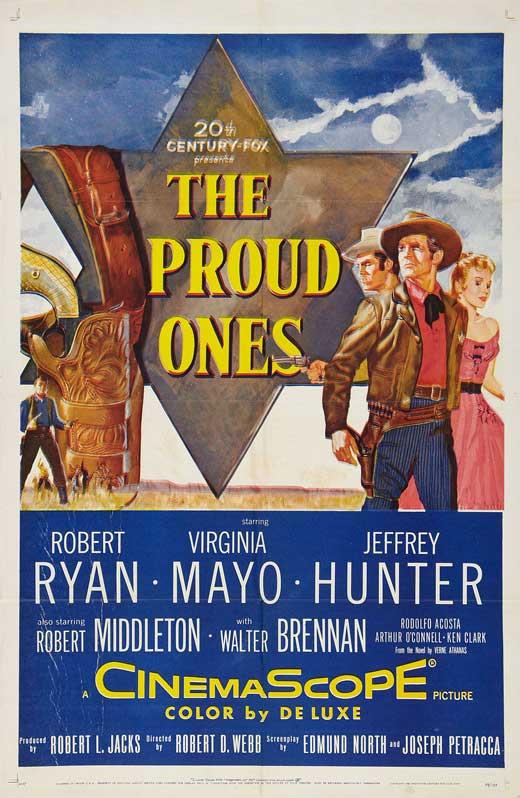 The Proud Ones (1956) [720p] [BluRay] [YTS MX]