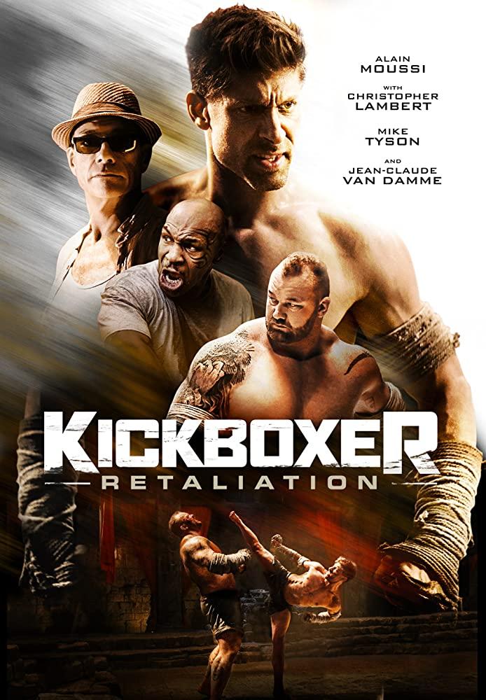 Kickboxer Retaliation (2018) [720p] [BluRay] [YTS MX]