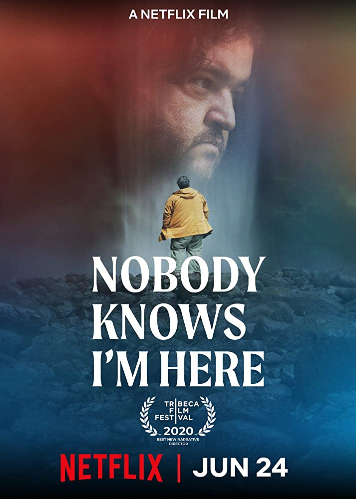 Nobody Knows Im Here 2020 SPANISH WEBRip XviD MP3-VXT