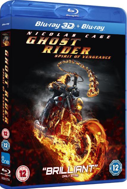 Ghost Rider Spirit Of Vengeance (2011) 3D HSBS 1080p BluRay x264-YTS