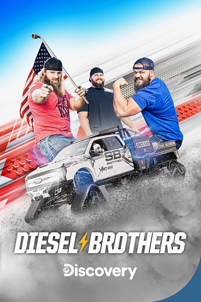 Diesel Brothers S07E02 A Kraken Kodiak WEB H264-TEA