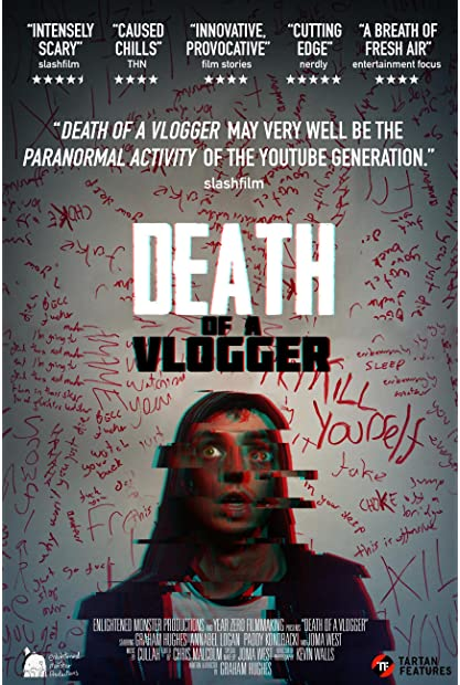 Death Of A Vlogger 2020 720p WEBRip 800MB x264-GalaxyRG