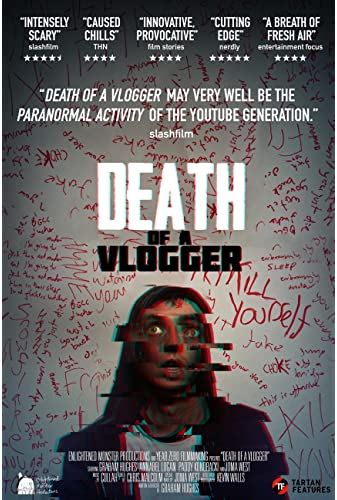 Death Of A Vlogger 2020 720p WEBRip X264 AAC 2 0-EVO