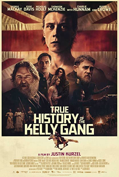 True History of the Kelly Gang 2019 BDRip X264-AMIABLE