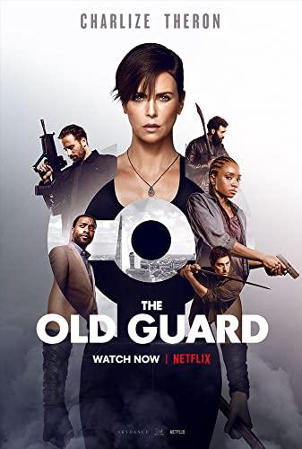 The Old Guard 2020 720p WEB H264-SECRECY