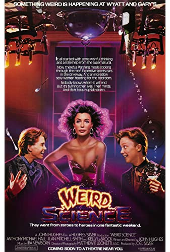 Weird Science 1985 EXTENDED CUT BRRip XviD B4ND1T69