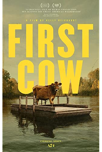 First Cow 2019 720p WEB-DL XviD AC3-FGT
