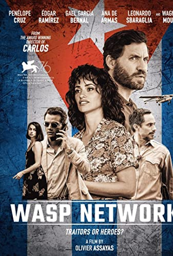Wasp Network 2019 [1080p] [WEBRip] [5 1] YIFY