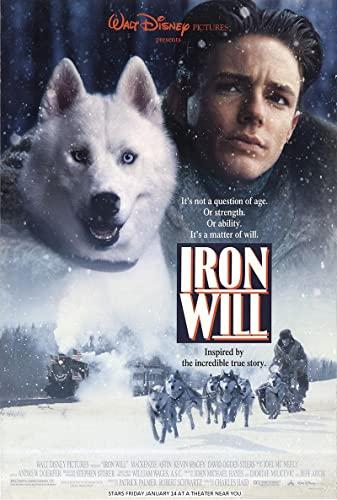 Iron Will 1994 1080p WEBRip x265-RARBG
