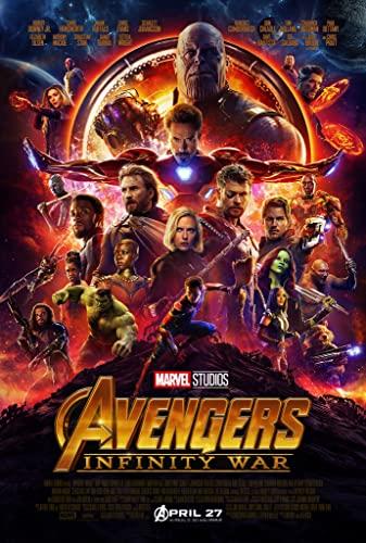 Avengers Infinity War (2018) 1080p AV1 8-bit Opus 2 0 [LE] [JoKeR]