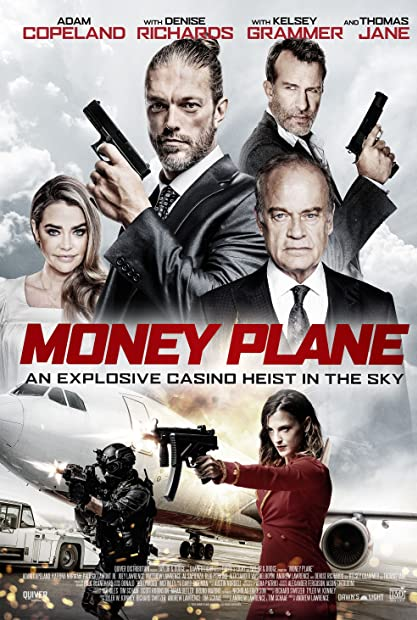Money Plane (2020) HDRip 720p Hindi-Sub x264 - 1XBET