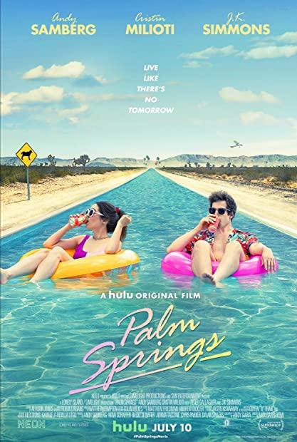 Palm Springs 2020 1080p HULU WEBRip 1400MB DD5 1 x264-GalaxyRG
