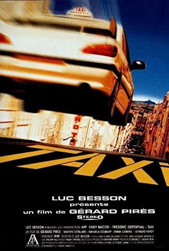 Taxi 1998 FRENCH 720p BluRay H264 AAC-VXT