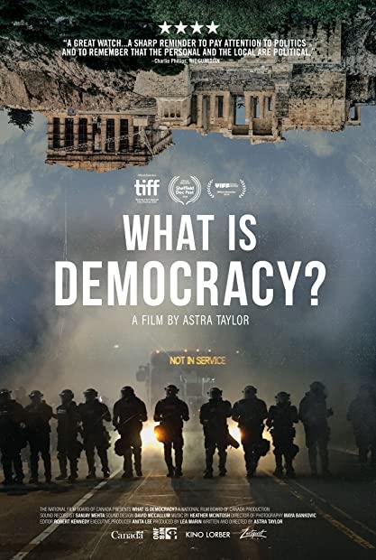 What Is Democracy 2018 720p AMZN WEBRip 800MB x264-GalaxyRG