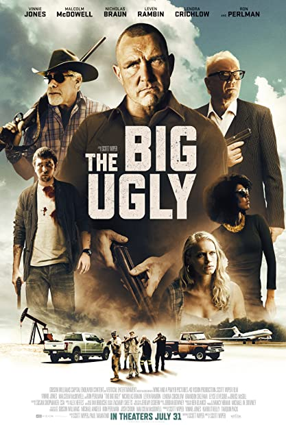 The Big Ugly 2020 720p WEBRip 800MB x264-GalaxyRG