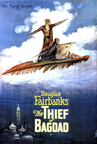 The Thief Of Bagdad 1924 1080p BluRay x265-RARBG
