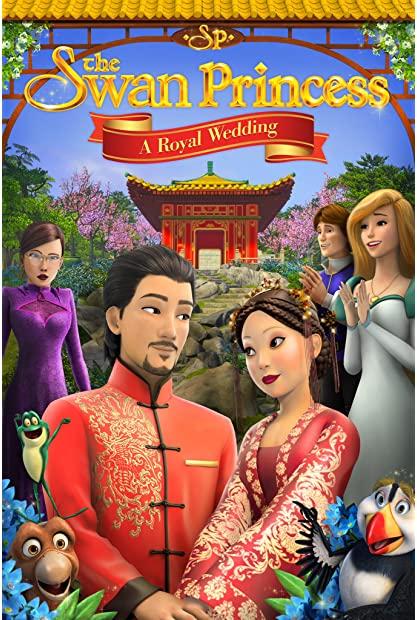 The Swan Princess A Royal Wedding 2020 720p WEBRip 800MB x264-GalaxyRG