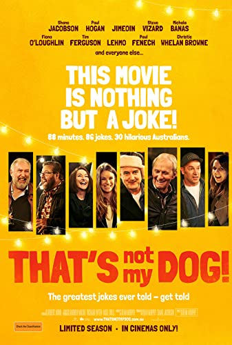 Thats Not My Dog 2018 WEBRip x264-ION10