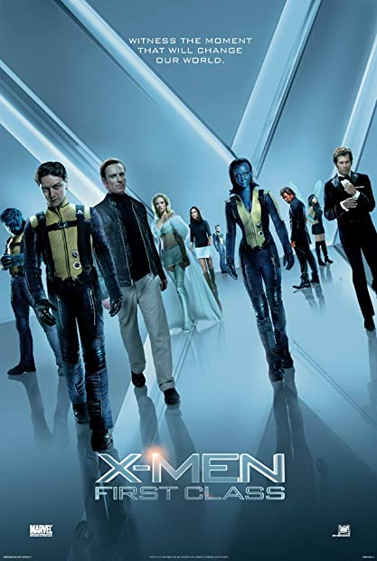 X-Men First Class 2011 BRRip XviD B4ND1T69