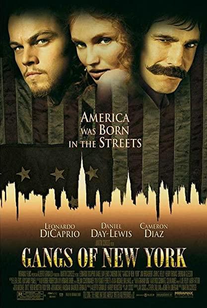 Gangs of New York 2002 720p BluRay x264-Mkvking