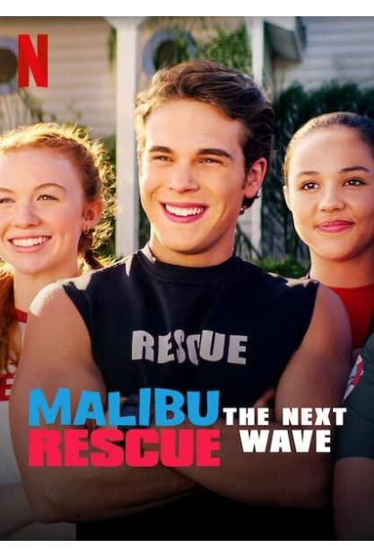 Malibu Rescue: The Next Wave (2020) 720p NF WEB-DL Hindi + English 1 2 GB ESub 2CH x264 - Shadow (BonsaiHD)