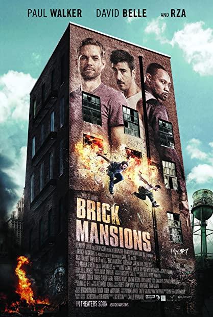 Brick Mansions (2014) (1080p BDRip x265 10bit EAC3 5 1 - WEM)TAoE mkv