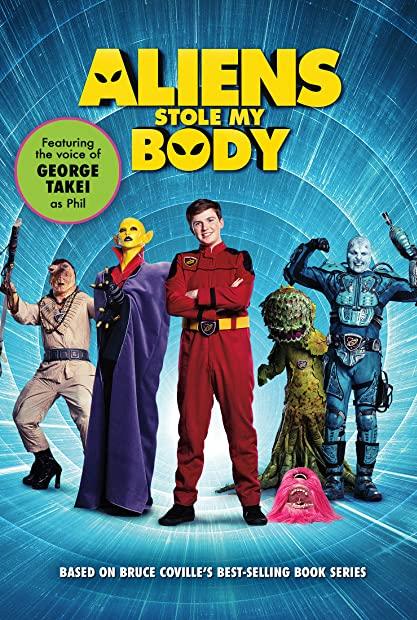 Aliens Stole My Body 2020 720p WEBRip 800MB x264-GalaxyRG
