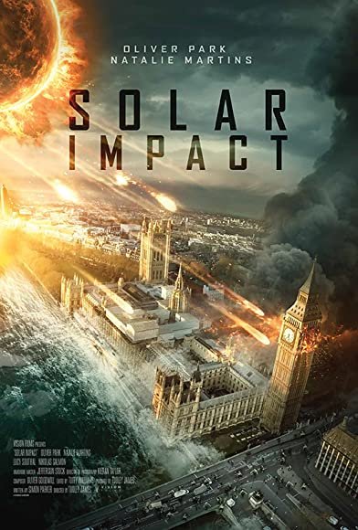 Solar Impact The Destruction Of London 2020 720p WEBRip 800MB x264-GalaxyRG